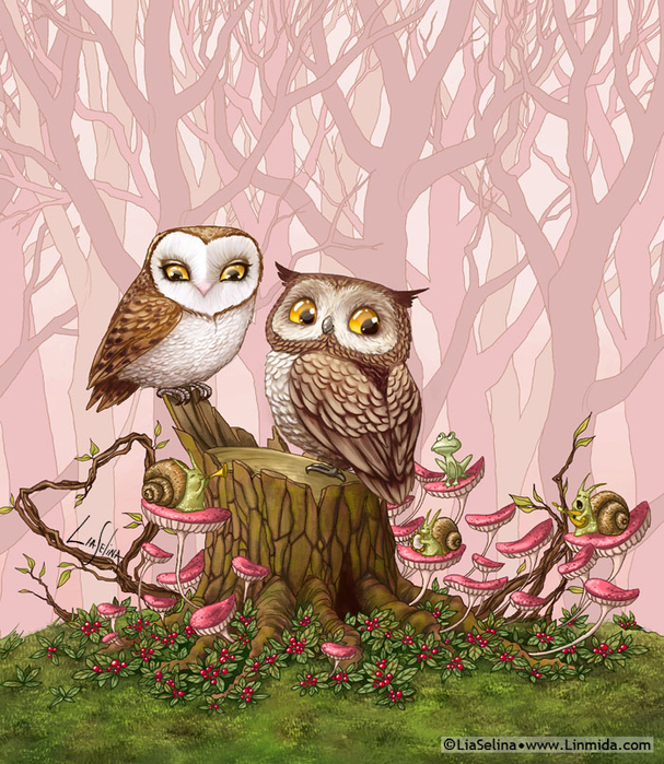 owl_love_by_liaselina-d6xfhas (607x700, 551Kb)