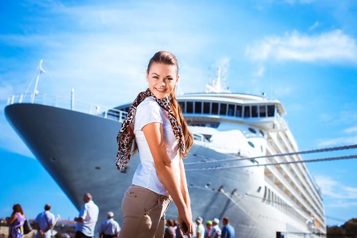 Тюрьма: как я работала на круизном лайнере на Багамах