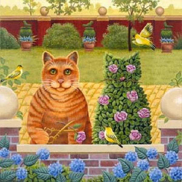 db_Brownd_Elizabeth_Topiary_Cat_with_Pink_Roses1 (600x600, 122Kb)