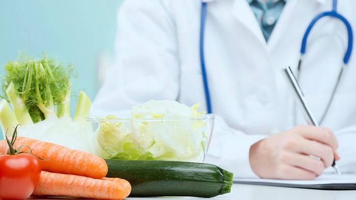 Диетотерапия — еда как лекарство