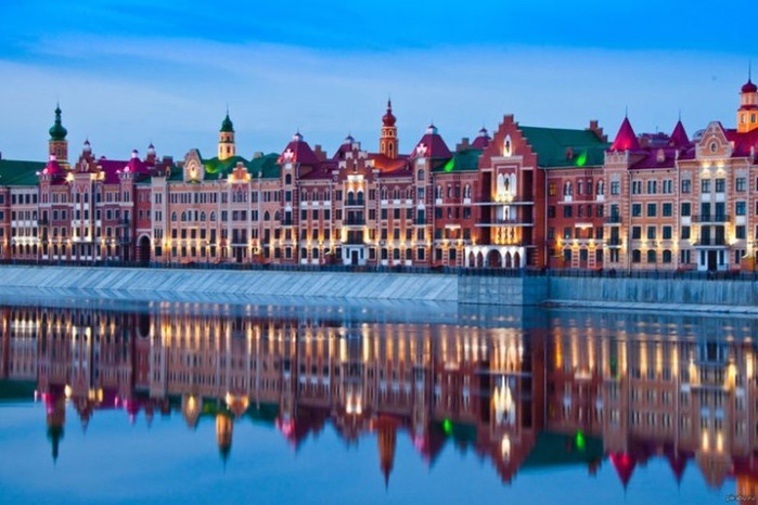 15 реально удивительных фактов о российских городах!