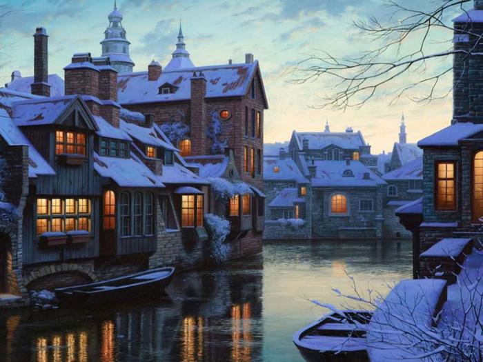26. Brugge-Belgium-02 (700x525, 414Kb)