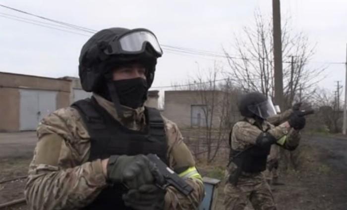 Реальное противостояние: пейнтболисты и спецназ МВД