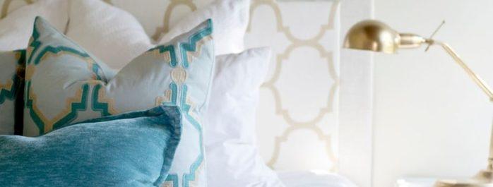 Изголовье кровати своими руками: простые мастер-классы и самые стильные идеи!