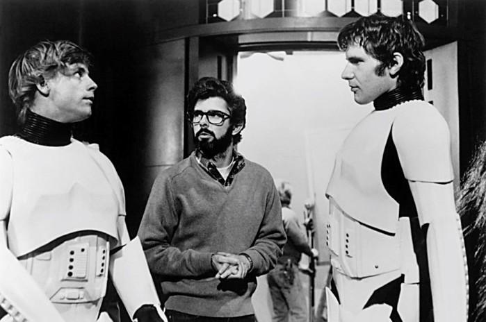 Почему Джордж Лукас снял «Звездные войны»