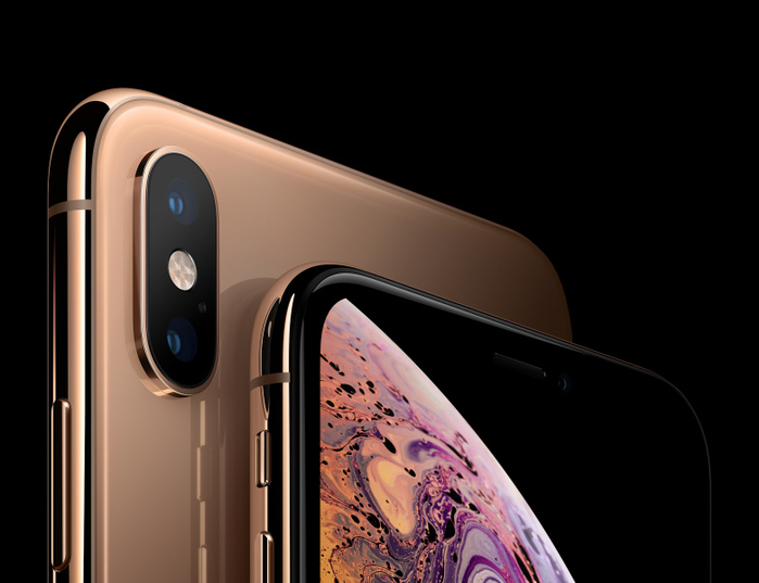 Apple iPhone XS Max 512GB Gold Dual SIM уже в продаже!!!