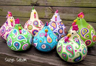 como-hacer-gallinas-decorativas-coloridas-con-calabaza1 (400x277, 166Kb)