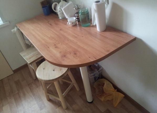 Сделать стол для кухни