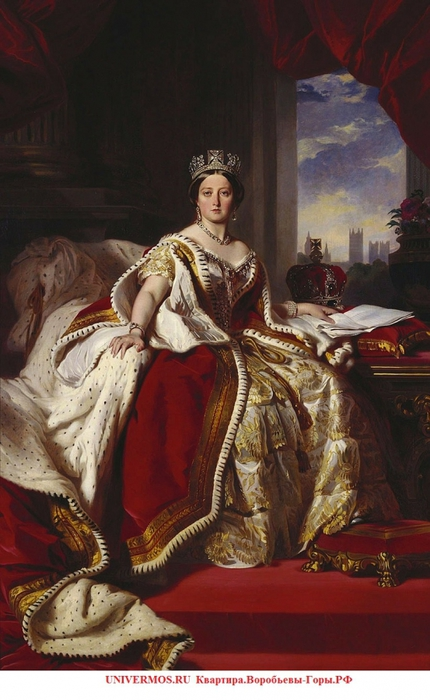 Королева Виктория Изображение сайта UNIVERMOS.RU  Квартира.Воробьевы-Горы.РФ/5957278_victoria (430x700, 228Kb)