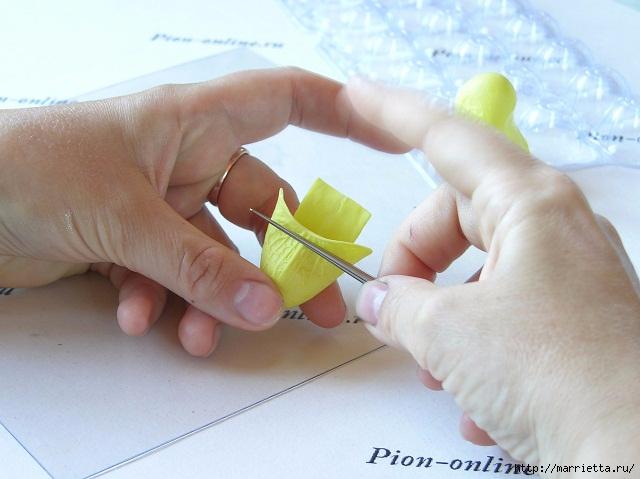 Орхидея Леди Слиппер из полимерной глины24) (640x479, 162Kb)