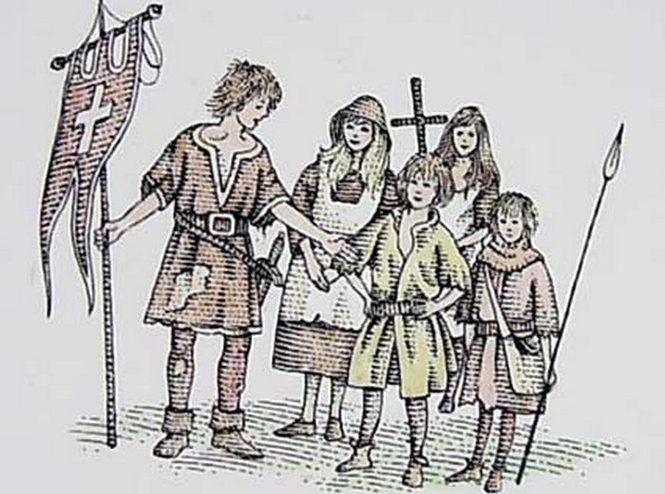 4-ый крестовы поход: