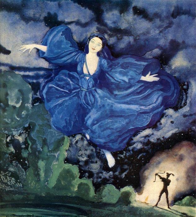 Сомов Синяя птица (632x700, 86Kb)