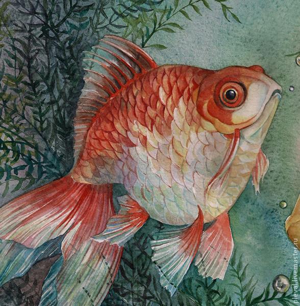 8ee10842643-kartiny-panno-kartina-akvarelyu-dve-zolotye-n1945 (588x600, 557Kb)
