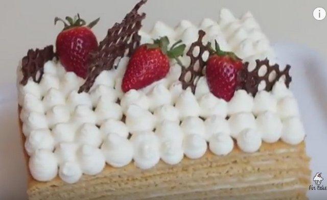 торт медовик (640x392, 33Kb)