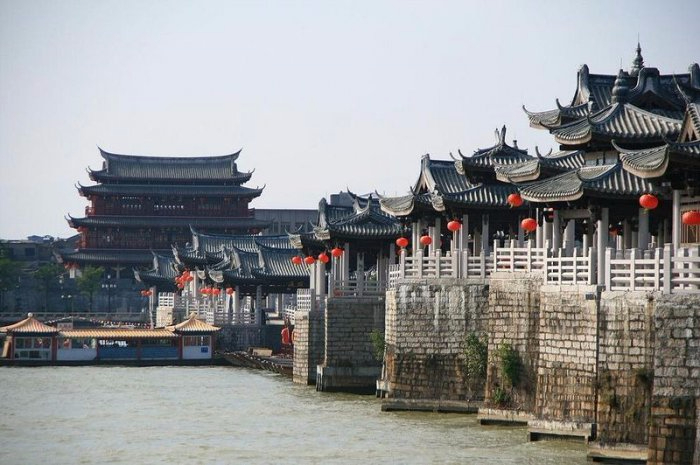 старинный мост Гуанцзы 4 (700x465, 265Kb)