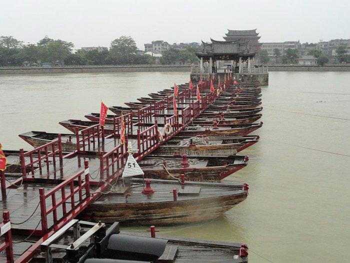 старинный мост Гуанцзы 2 (700x525, 298Kb)