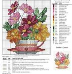 Превью схема вышивки цветы (6) (680x698, 335Kb)