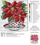 Превью схема вышивки цветы (3) (626x700, 412Kb)