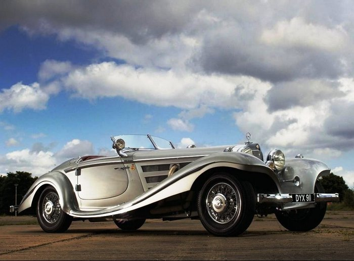 Mercedes-Benz 540K Special Roadster (700x516, 61Kb)