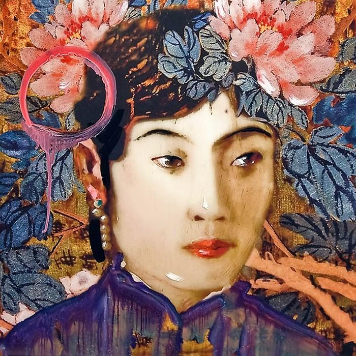 The Last Empress Wanrong IV at Gail Severn Gallery (700x700, 196Kb)