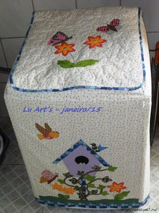 Чехлы для стиральной машины