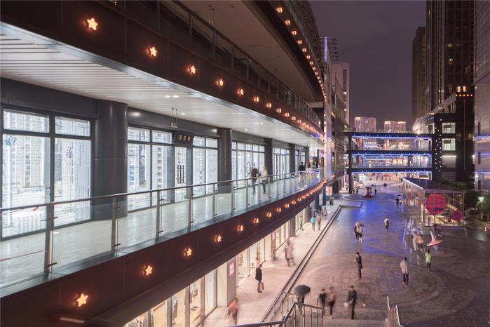 книжный магазин  Hangzhou Zhongshuge 16 (700x466, 414Kb)