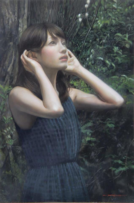 小木曽�(Ogiso Makato)-www.kaifineart.com-2 (462x700, 265Kb)