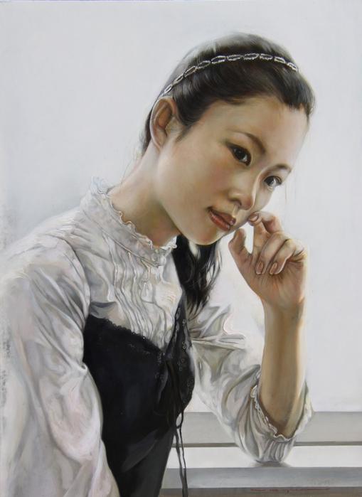 小木曽�(Ogiso Makato)-www.kaifineart.com-20 (509x700, 259Kb)