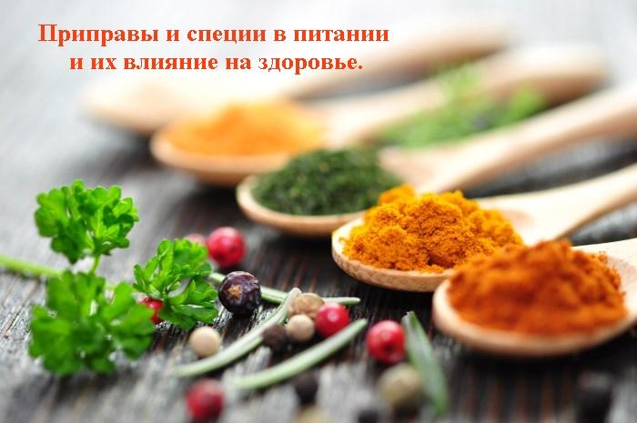 """alt=""""Приправы и специи в питании и их влияние на здоровье.""""/2835299__2_ (700x465, 158Kb)"""