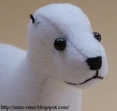 Шьем собачку - Далматина. Выкройка и мк (9) (400x380, 72Kb)