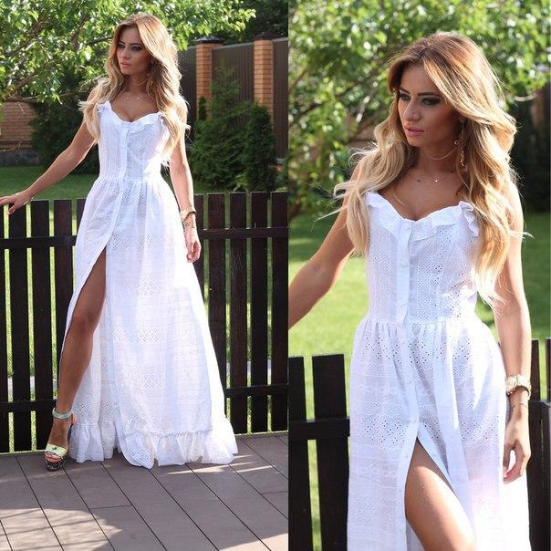 Ткани для шитья летних платьев