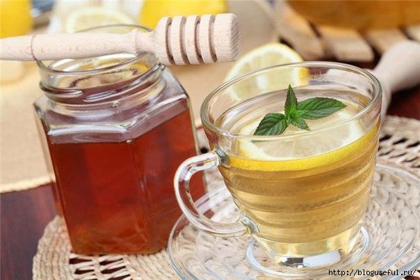 микстура из чая
