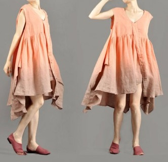 Asymmetrical_linen_sundress_cotton_plus_size_dress4_3 (332x320, 79Kb)