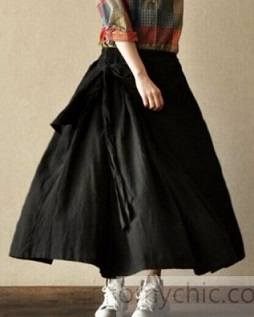 2016_Vintage_black_cotton_linen_maxi_skirt_women_cotton_skirts_unique_design1_5 (254x317, 55Kb)
