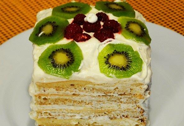 нежнейший торт фото