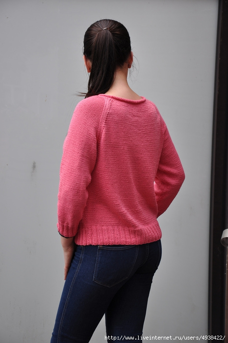 """针织女套衫""""米斯特拉尔"""" - maomao - 我随心动"""