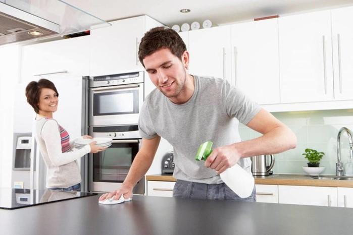 20 правил как быстро убрать квартиру