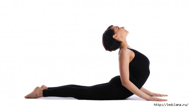 убрать жир со спины и живота
