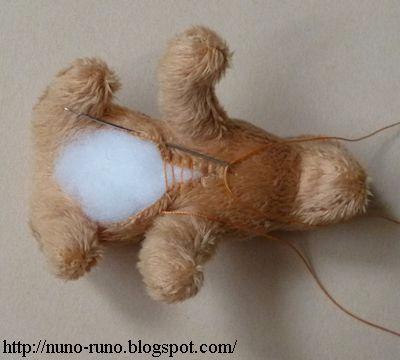 Голден Ретривер. Шьем собачку из меха (8) (400x360, 89Kb)