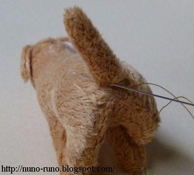 Голден Ретривер. Шьем собачку из меха (12) (400x360, 84Kb)