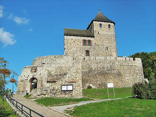 1. цитадель бендзинского замка, где отбывал свой срок максимилиан iii австрийский (630x473, 581Kb)