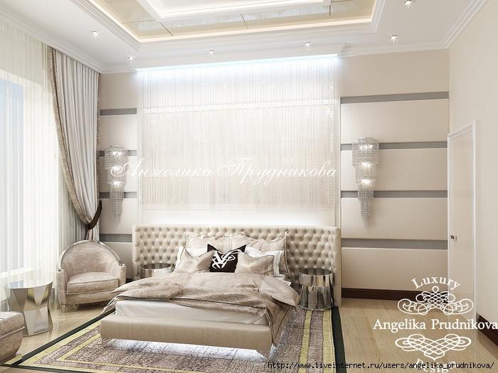 Дизайн квартиры в стиле неоклассика в ЖК Садовые кварталы /5994043_11_intererspalnivstileneoklassika (700x525, 226Kb)