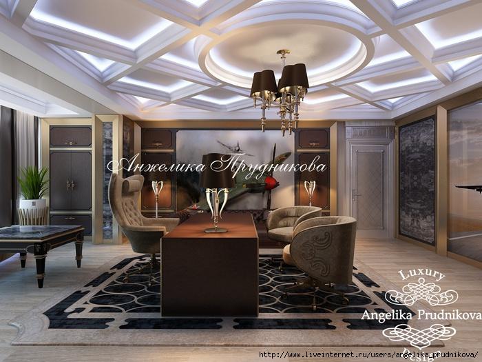 Дизайн пентхауза в стиле модерн на Поповом проезде /5994043_27_kabinet (700x525, 252Kb)