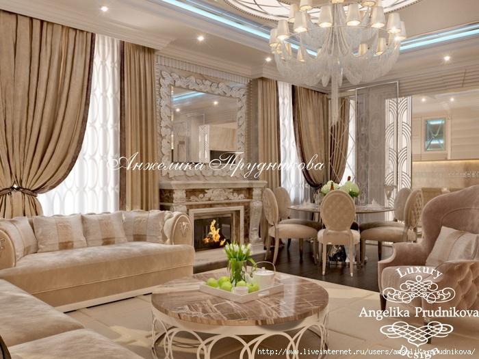 Дизайн квартиры в стиле Ар-деко в ЖК Долина Сетунь/5994043_01_gostinaya (700x525, 251Kb)