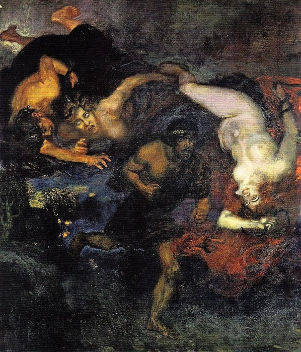 Orestes and the Erinyes   1905 (598x700, 199Kb)