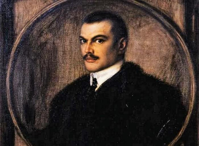 Автопортрет   1906 (700x514, 96Kb)
