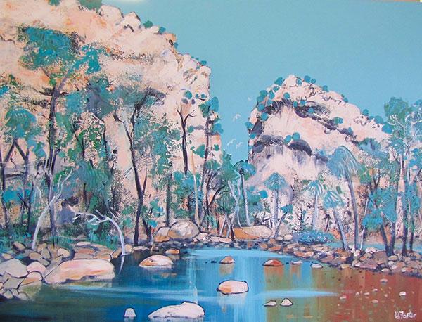 Carnarvon Gorge (600x458, 328Kb)