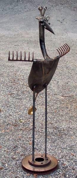 дача1 садовое Птиц из стар.лопаты и др!!!! (260x600, 162Kb)