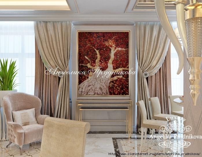 Интерьер квартиры в стиле модерн в ЖК Итальянский квартал /5994043_11_intererstolovoy (700x546, 259Kb)