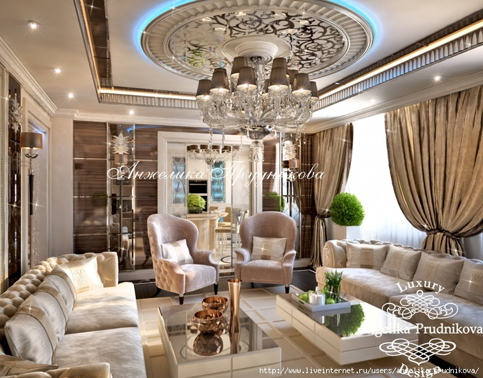 Интерьер квартиры в стиле Ар-деко на Мосфильмовской /5994043_01_gostinayavstileart_deko_1_ (700x546, 302Kb)